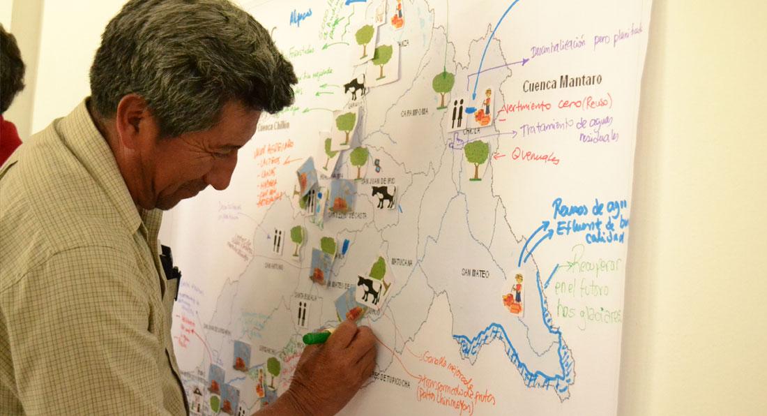 Creación del Consejo de Recursos Hídricos de Cuenca Interregional Chillón – Rímac – Lurín