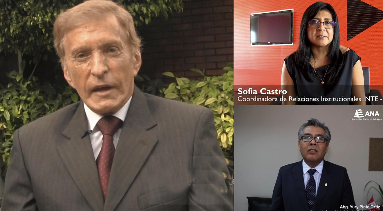 Instituciones reconocen el trabajo de AQUAFONDO en su 6° aniversario
