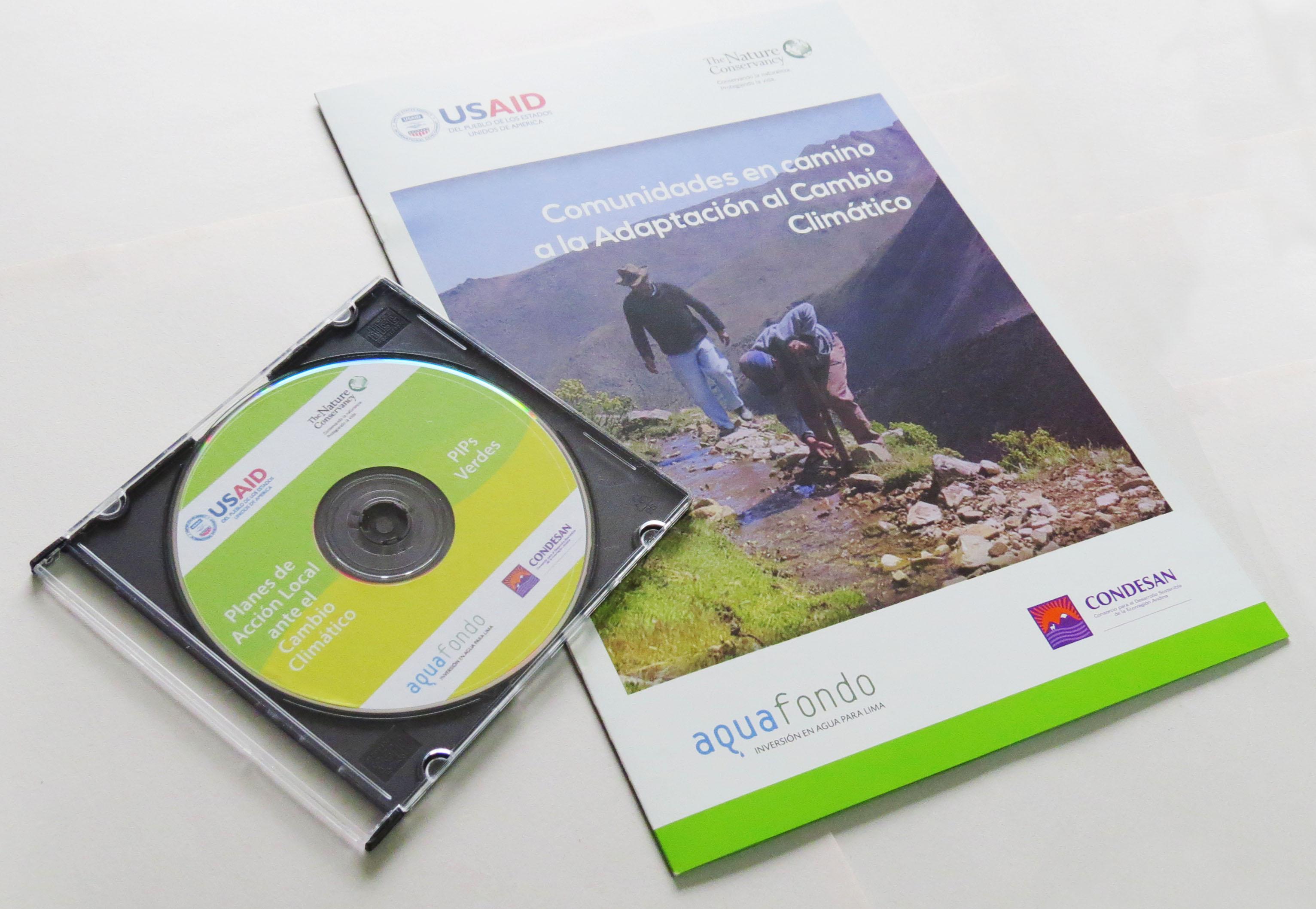 Resumen Planes de Acción Local ante el Cambio Climático para las Comunidades de las Cuencas de Lima