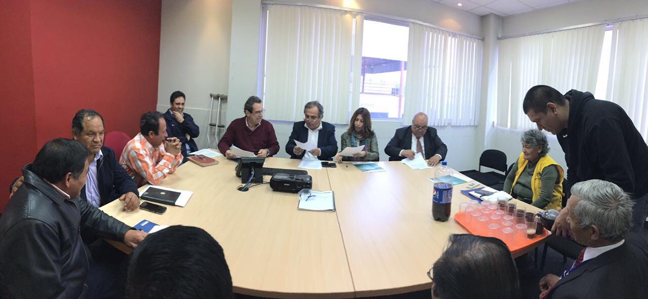 Se rehabilitarán áreas verdes en 6 distritos de Lima Metropolitana gracias a donación de agua tratada de PTAR para su riego