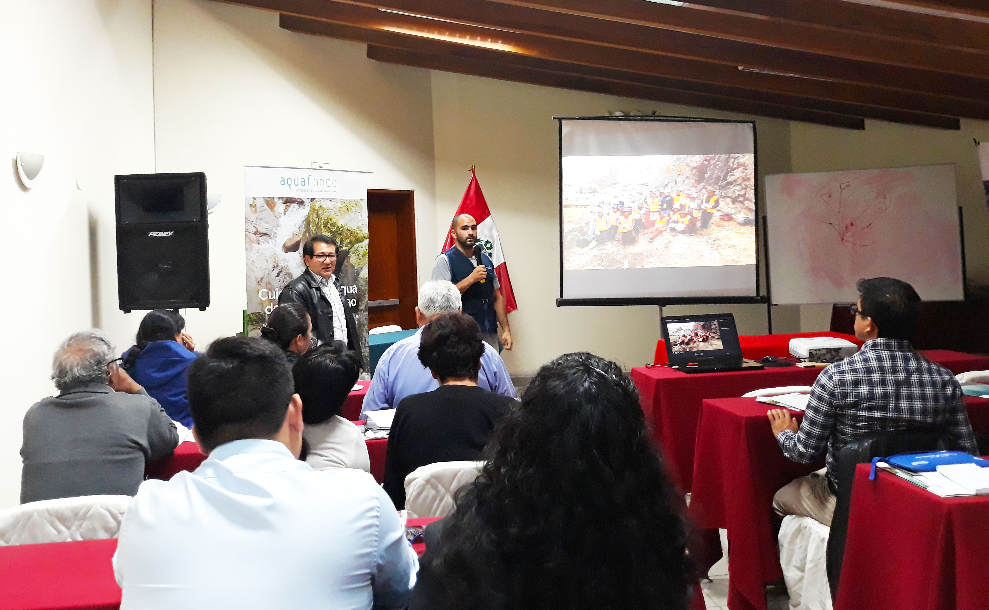 Comunidades Campesinas y Gobiernos locales se capacitan en Formulación de Proyectos de Inversión Pública para la Conservación de los Servicios Ecosistémicos
