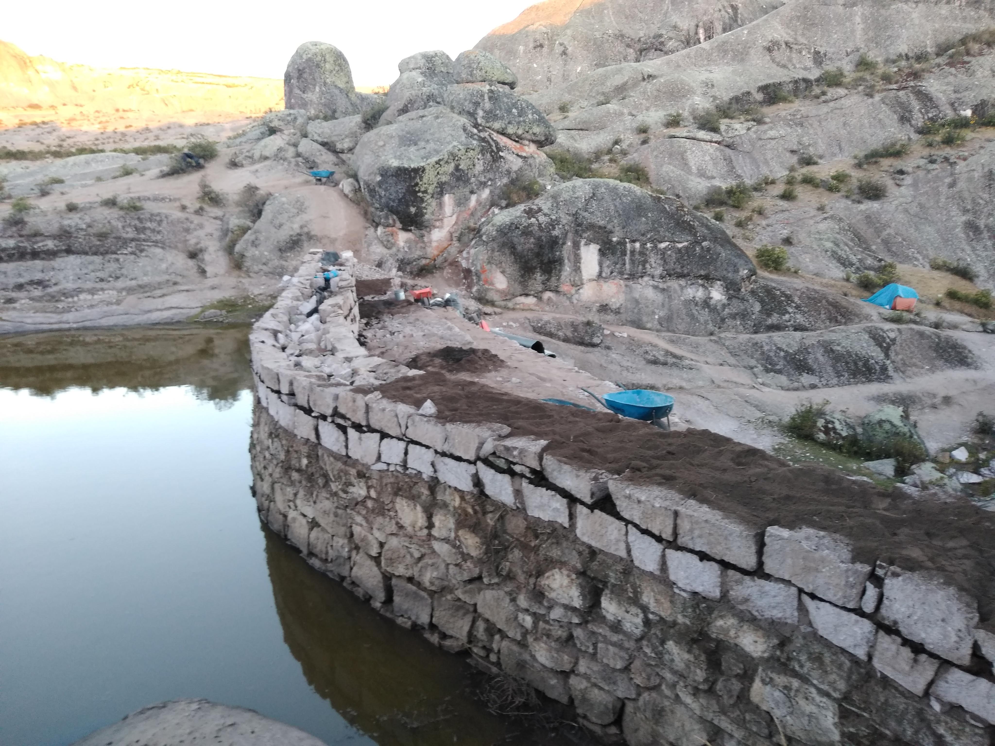 ¡Tarea cumplida! ¡Más agua para Casta y para Lima también!?