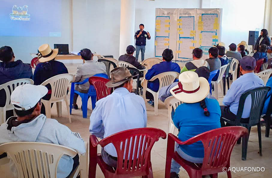 ?Trascendiendo a través del aprendizaje: Medidas de adaptación al cambio climático en Chilca