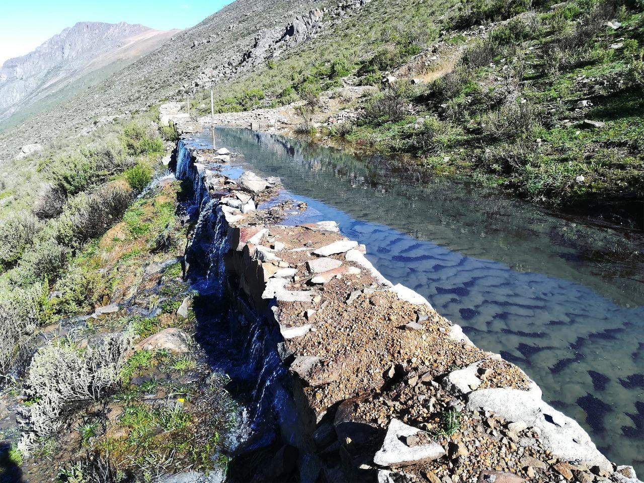 Más agua para San Pedro de Casta y Lima: Nuevo proyecto de recuperación de más de 4 kilómetros de AMUNAS